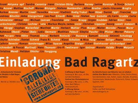 Beteiligung an der Bad RagARTz