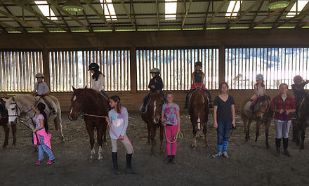 pony rides horse birthday party riding horseback riding