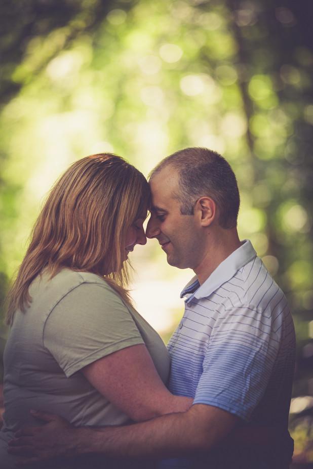 Engagement photography northamptonshire