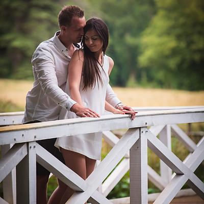 Engagement John & Ludmila