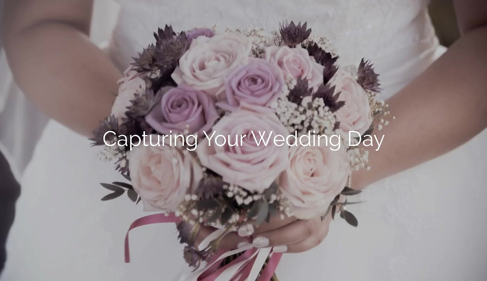 Capturing your wedding day