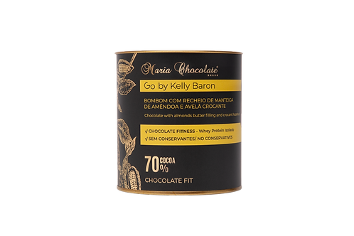 Chocolate Fit Go Kelly Baron