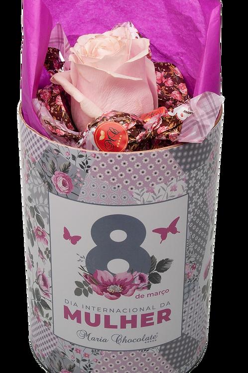 Lata Flower Box