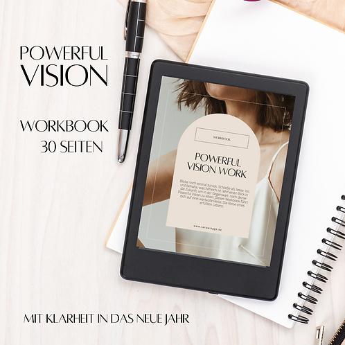 Powerful Vision Workbook