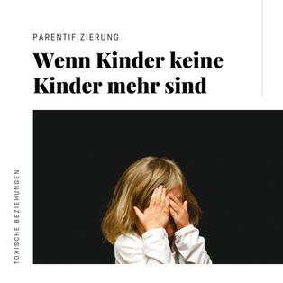 Wenn Kinder keine Kinder mehr sind