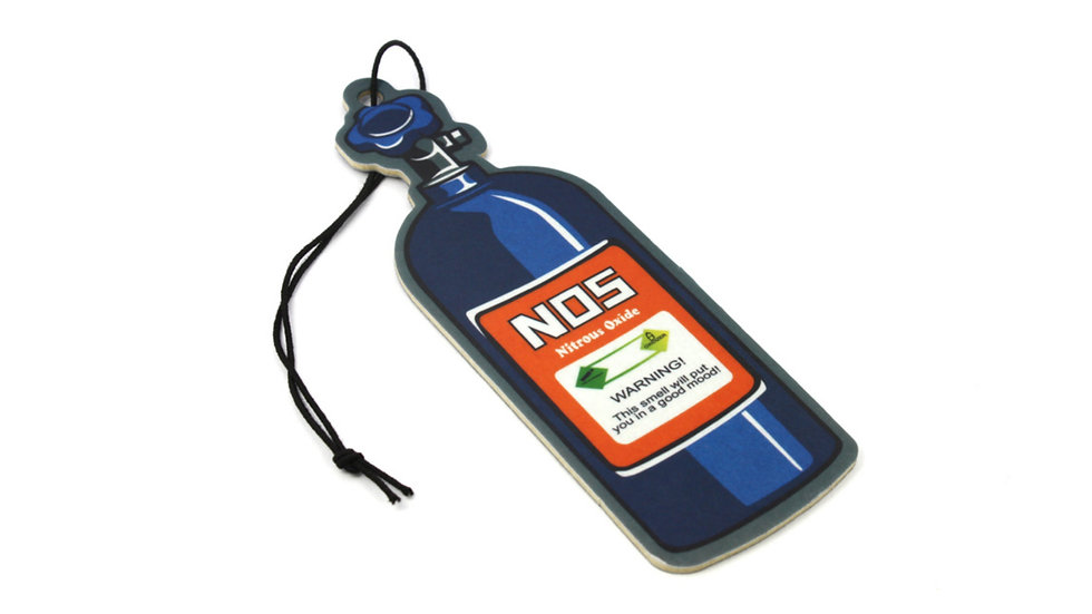 NOS NITRO OXIDE SYSTEM - Airfreshener Duftanhänger Auto Duft