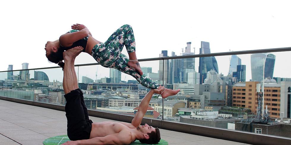 Acro Yoga Oldenburg