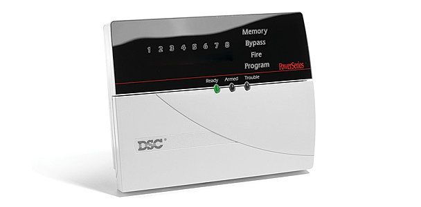 User manual dsc Power 832 zone Fault Lines Use