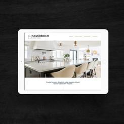 Brand Identity + Website Design for Silverbirch