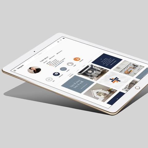 Brand Identity + Social Media Stategy for Fraser Decor