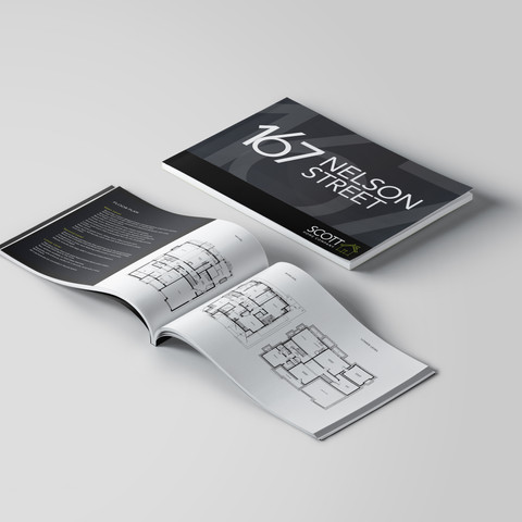 Property Feature Brochure for Scott Home Company