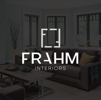 Brand Identity + Website - Frahm Interiors