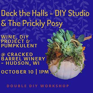 Copy of Copy of Deck the halls - DIY Stu