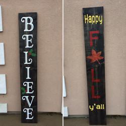 Believe / Fall