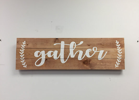 Gather - 3 foot