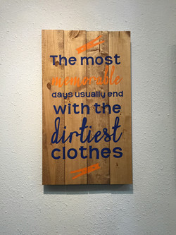 Dirtiest Clothes