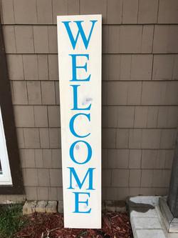 Full Standard Welcome