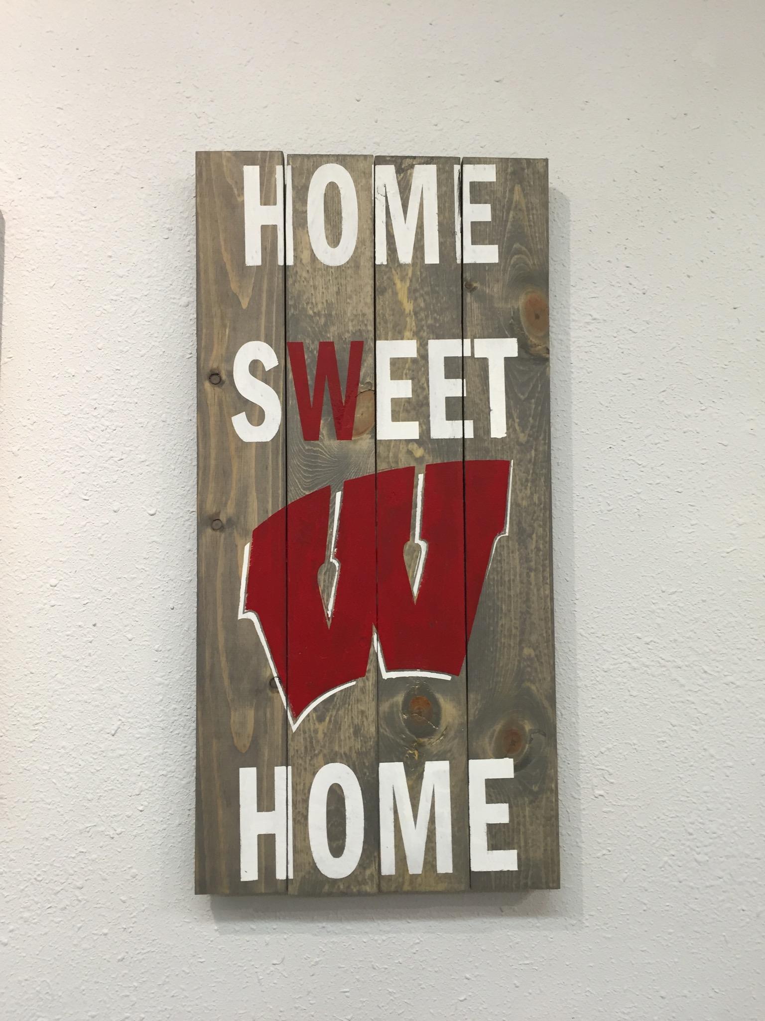 Home Sweet Home WI