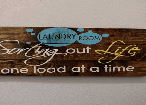 Laundry Room Sorting