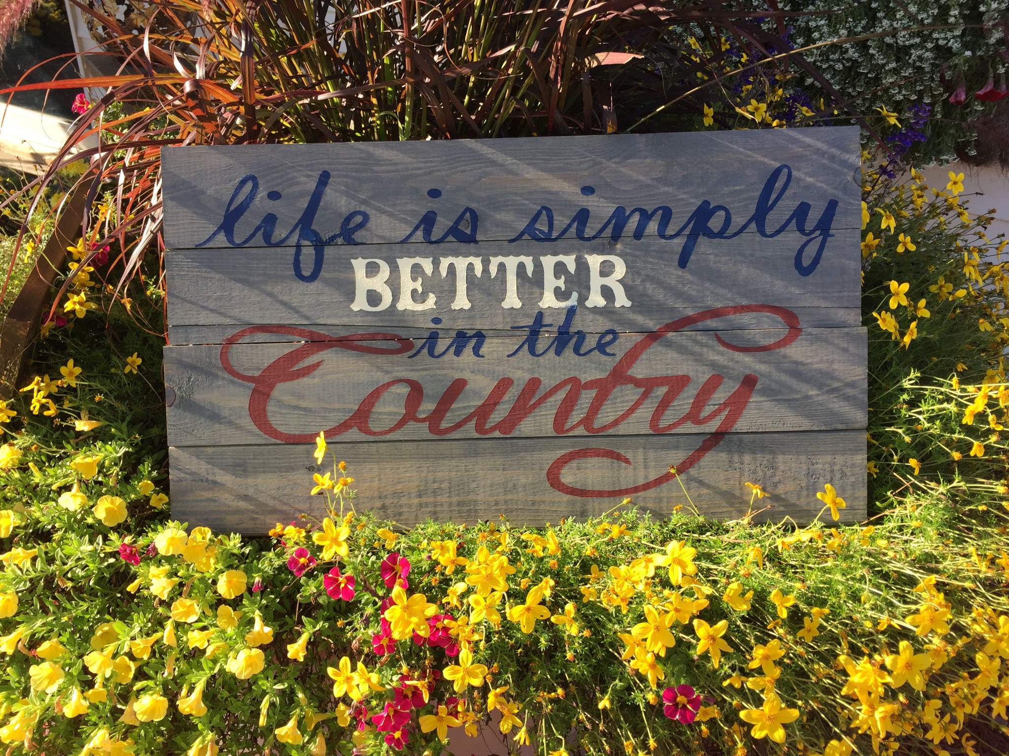 Better in Country