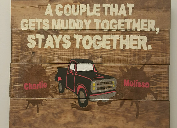 Muddy Together