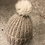 Thumbnail: Unika hue med ægte pompon dame
