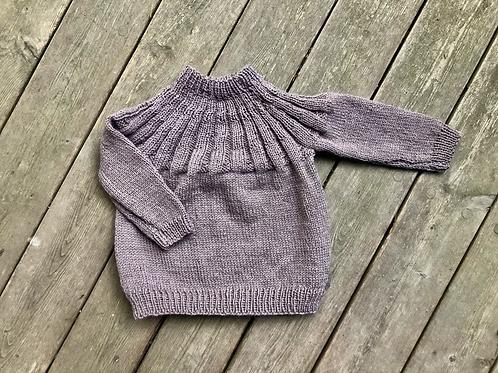 Str 18/24 uldsweater