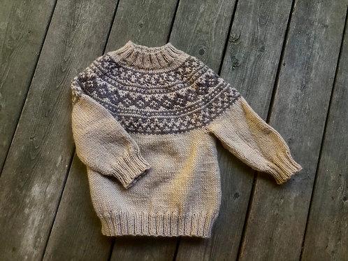 18/24 mdr uldsweater
