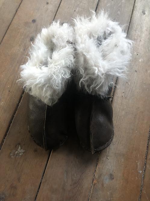 Str 38 - brun sko