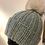 Thumbnail: Sart grøn damehue - udsalg