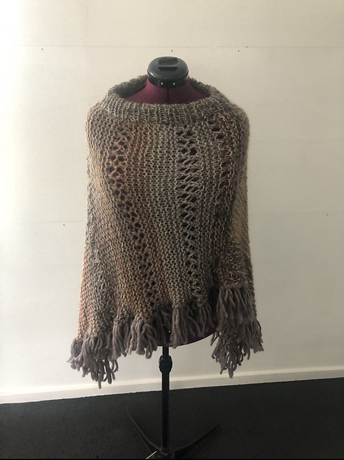 Unika poncho handmade