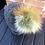 Thumbnail: Udsalg damehue med ægte pompon grøn