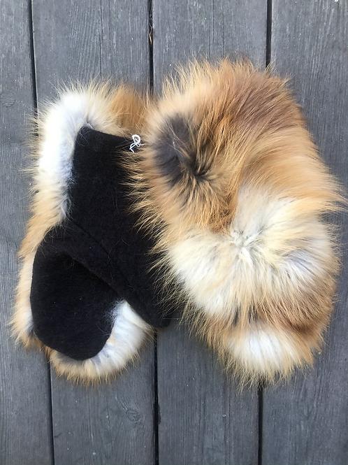 Unika luffe med ræv