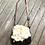 Thumbnail: Unika taske uld med lammeskind