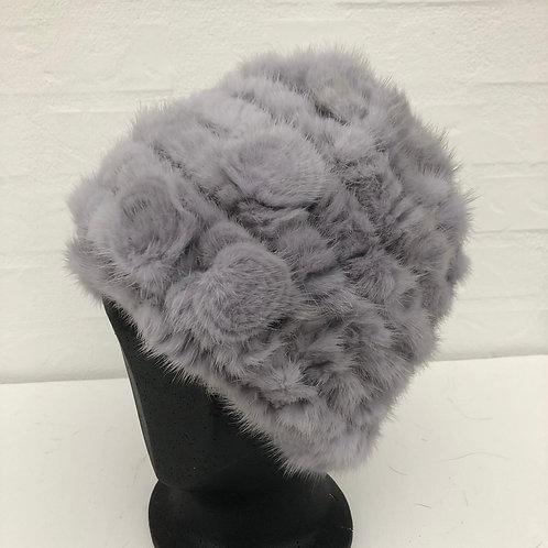 Minkhue grå