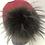 Thumbnail: Hue 6 ægte pompon