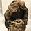 Thumbnail: Huetørklæde armygrøn