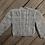 Thumbnail: 12/18  mdr uldstrik grå