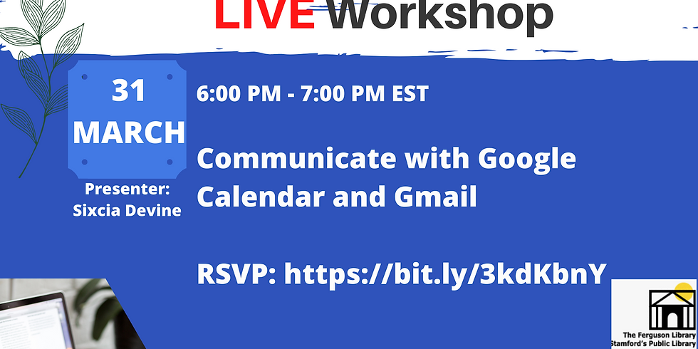 Communicate with Google Calendar and Gmail