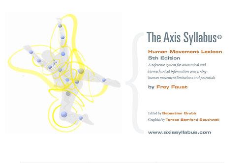 The Axis Syllabus - Human Movement Lexicon - PDF format
