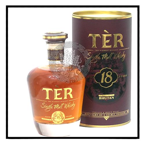 TÉR 18 Single Malt Whisky