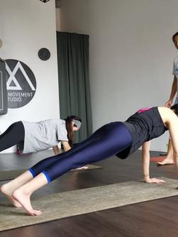 Yoga with Shimin