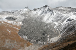 Snowy Cap Peaks of Bhutan