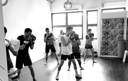 Boxing muay thai singapore
