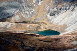 Bhutan Mountain Water