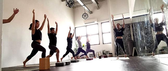 yoga pilates singapore