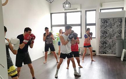 boxing singapore