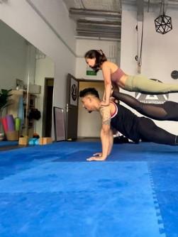 Yoga with Farid