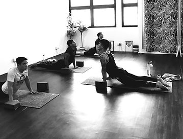 yoga pilates studio singapore
