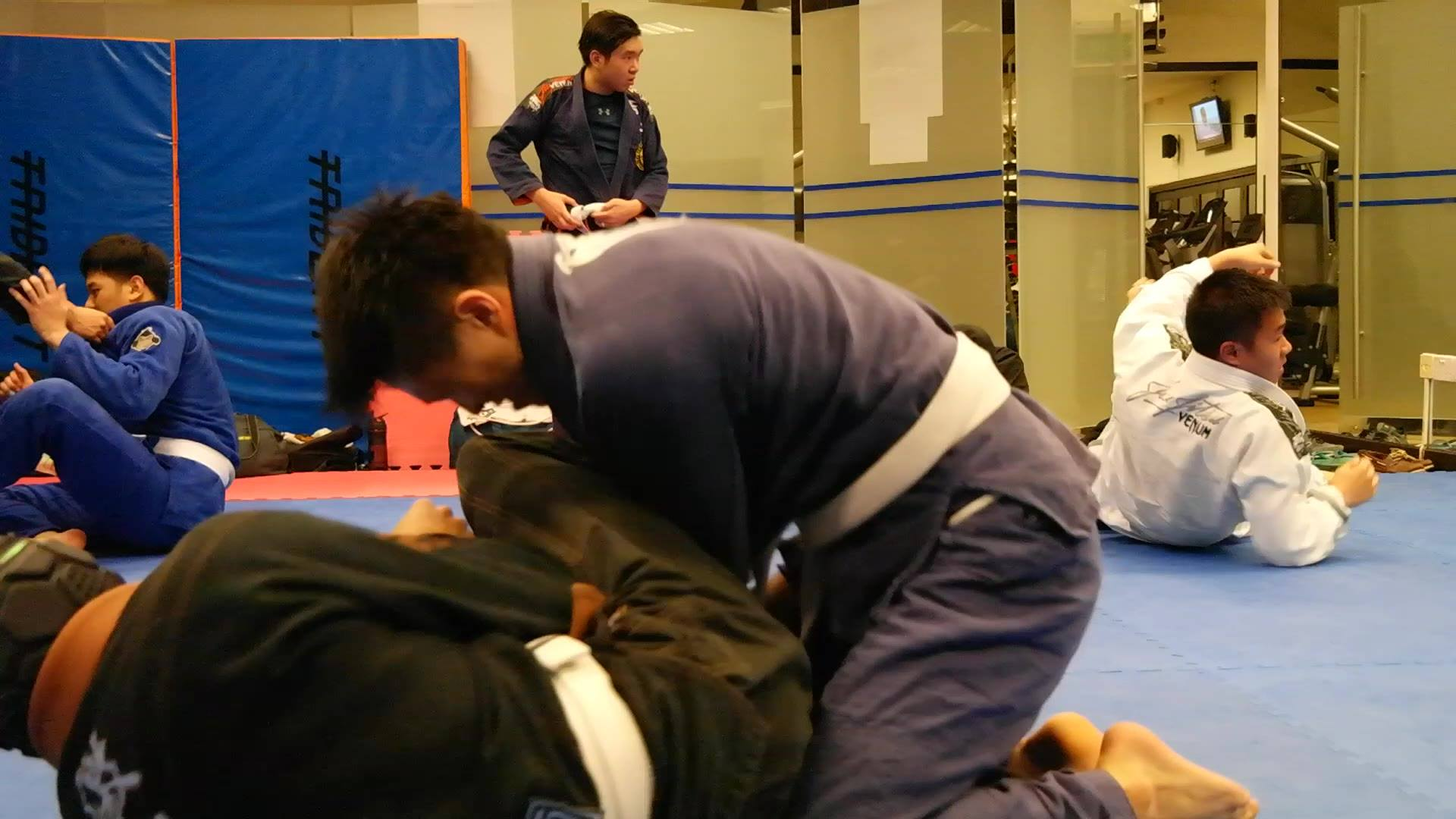 SUL Academy : BJJ Gi Session